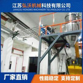 密炼机上辅机  注塑机称重混料 供料塑料辅机