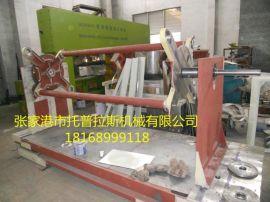 定制气涨轴收料机,PP片材收卷机,四氟薄膜收卷机