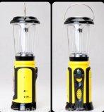 TM-808手搖充電露營燈(收音機)