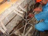 電纜溝收縮縫補漏、專業防水堵漏公司
