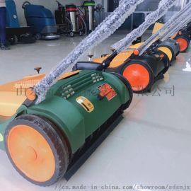 小区清洁粉尘设备 无动力手推扫地机 清洁工具
