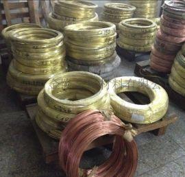 经营H62H65黄铜带 黄铜板 黄铜棒 黄铜管