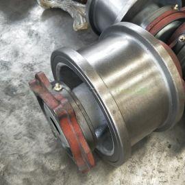 专业定制起重配件  直径250欧式车轮组