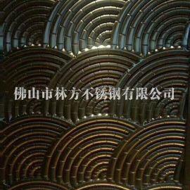 無錫 優質304鍍銅壓花板 古銅蝕刻不鏽鋼板直銷