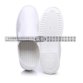 深圳防静电中巾鞋 防静电无尘鞋 防静电工作鞋