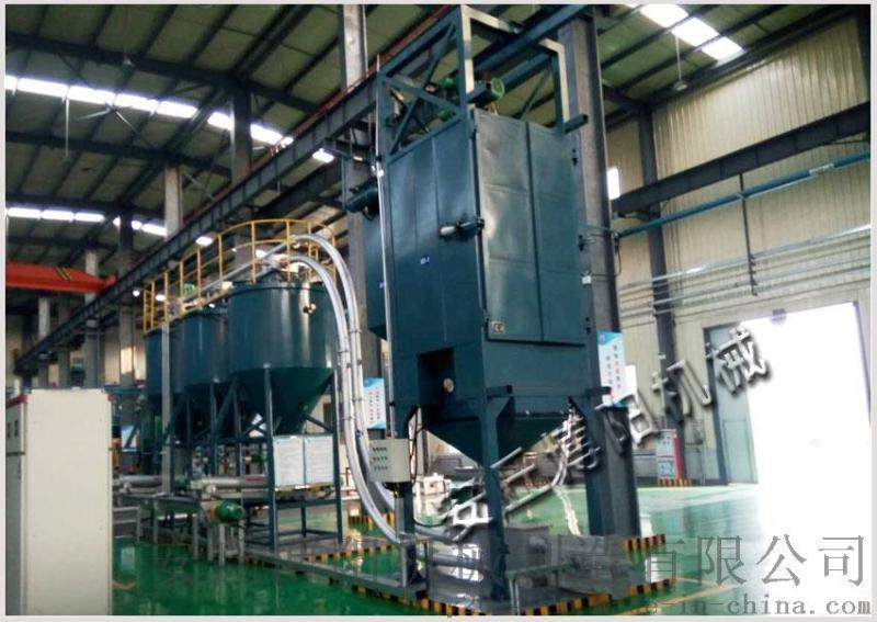 塑料粉噸袋開包機、碳化矽噸包拆包機公司