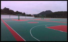 九龙坡气垫悬浮地板篮球场塑胶地板拼装地板