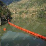 河道环保浮体拦截垃圾浮筒