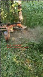 自动避让式除草机