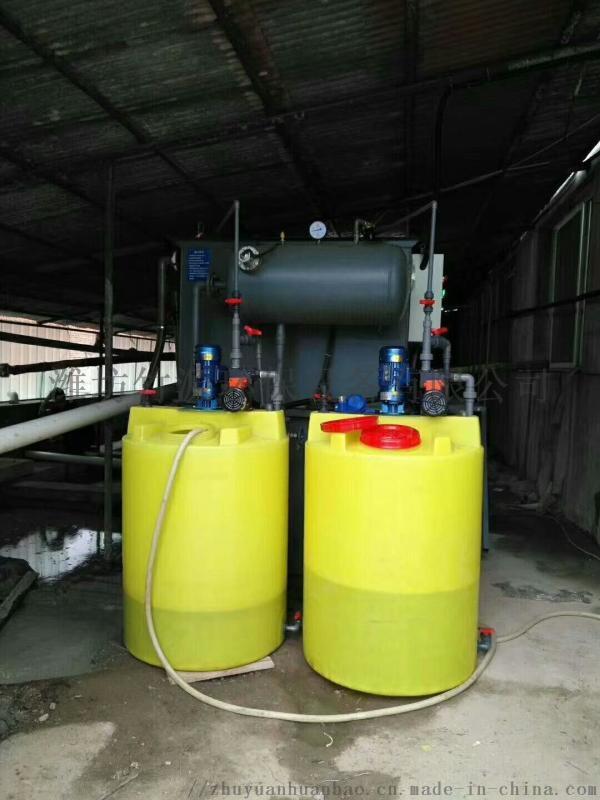 养殖屠宰场污水处理设备-竹源环保