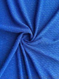 厂家现货供应 提花银丝针织坯布