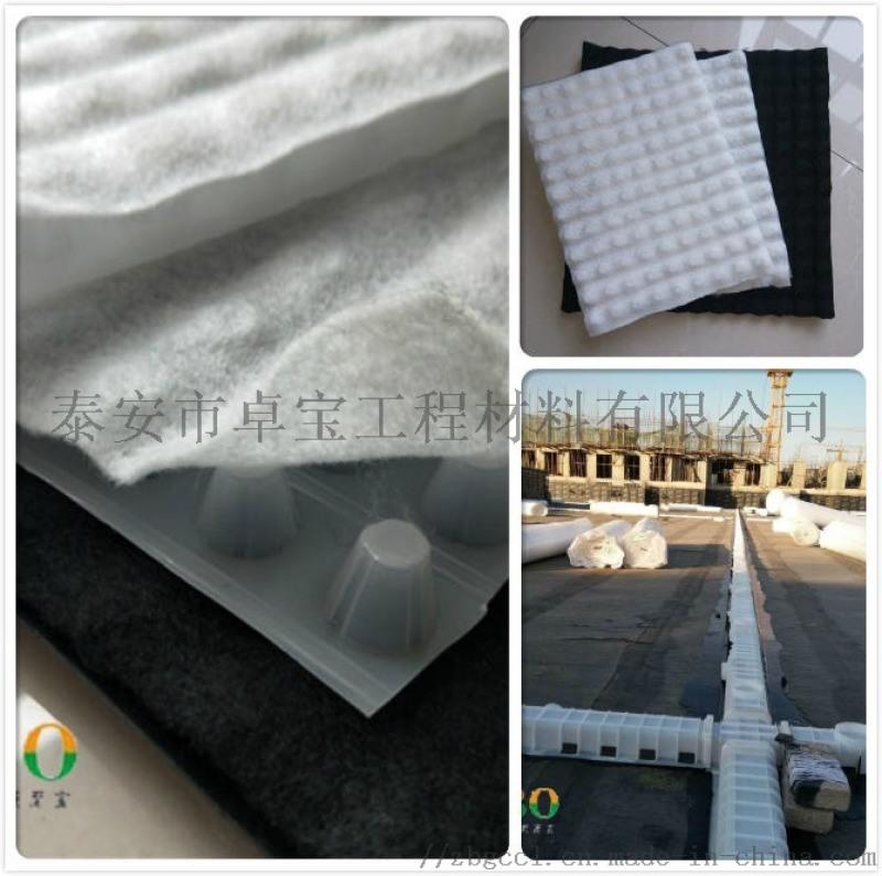 瀝青防水的下一工序-虹吸雨水排水系統_虹吸排水板