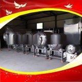 600型呼吸式真空變頻滾揉醃製機清洗方便