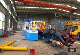 江苏全液压绞吸式挖泥船 水库挖泥船定制生产商