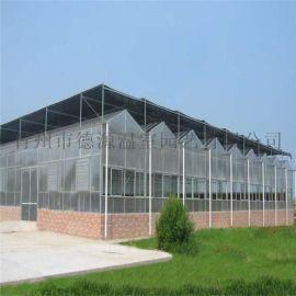 玻璃温室大棚 智能温室厂家 大棚规格造价