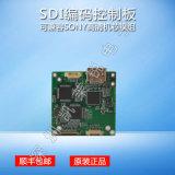 索尼FCB-CV7500 FCB-EV7500 高清机芯编码板HDMI编码板