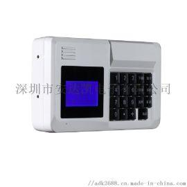 上海二維碼刷卡機特點 人臉識別測溫刷卡二維碼刷卡機