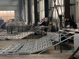 厂家供应杭州镀锌钢跳板 脚手架踏板