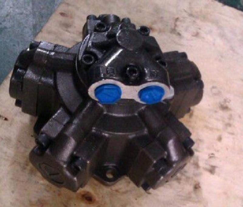 外五星式液压马达KHM1-150