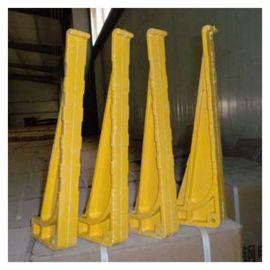 玻璃钢电缆槽托架 上海插入式复合电缆支架