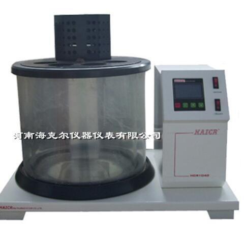 石油产品运动粘度测定仪器