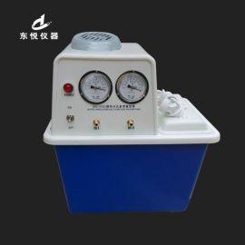 【东悦仪器】循环水真空泵SHZ-III|台式循环水式真空泵
