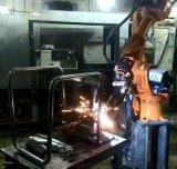 焊接机器人在家具,五金配件、保险柜、不锈钢的应用