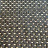 厂家供应染色经编单层网布 休闲箱包座椅针织面料