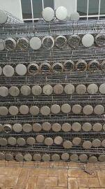 高耐腐蚀钛材除尘骨架专业生产厂家
