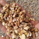 1-3 天然彩色石子廠家直銷水磨石子