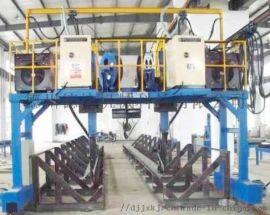 厂家   山东德州H型钢生产线