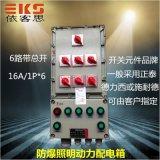 BXM53-6K鑄鋁防爆照明配電箱廠家定製直銷