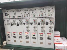 高原型35KV高压环网柜二进四出带PT