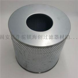 定制SUS不锈钢折叠除尘滤芯 粉体空气不锈钢过滤筒
