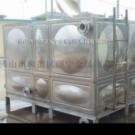 云浮304不锈钢消防水箱厂家 生产周期短 消防水池