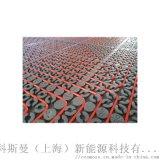 科斯曼石墨地暖模块 10管薄型地暖模块