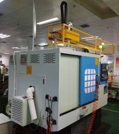 变速器部件/同步器/齿环齿套加工机床上下料机械手-数控车床机械手