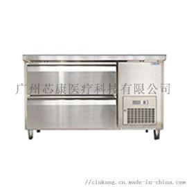芯康台式2-8°C医用冷藏箱CT13D2