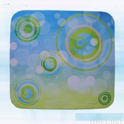 泡泡蓝黄圈滑鼠垫(AW-006)