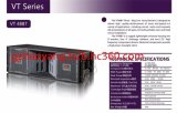 DIASE双8寸三分频线阵音响 VT4887A三分频线阵音箱,舞台系列音箱