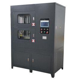 卓胜直销实验室平板硫化机,橡塑平板硫化机
