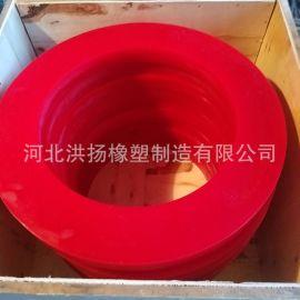生产供应 圆形聚氨酯耐磨垫块 聚氨酯耐磨垫板 圆形耐磨牛筋板