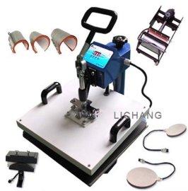 八合一HP8IN1 多功能烫画机,烤杯机,烤帽机