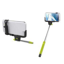 手机无线蓝牙自拍杆,手持式可伸缩蓝牙自拍神器, 手机自拍架