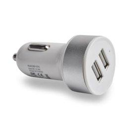 5V2.1A/3.1双USB车载充电器