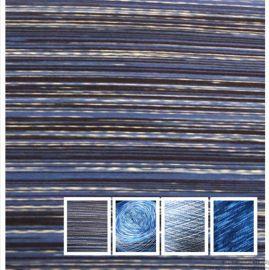 缤溢纺织丝光棉段染面料