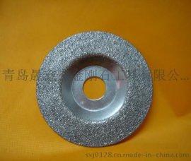 天然金刚石电镀砂轮 树脂砂轮electroplated wheel