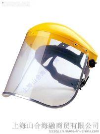 霍尼韦尔镀金防护面屏1002325 洗眼器及洗眼液 安全帽
