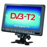9寸车载移动电视 DVB-T2