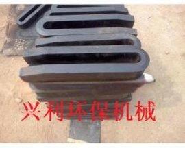 河北兴利环保机械调整U型压板强度高体积小操作灵活简便